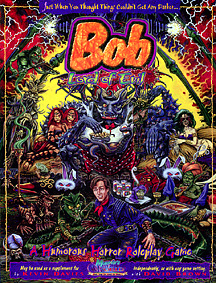 Book Cover - Bob, Lord of Evil